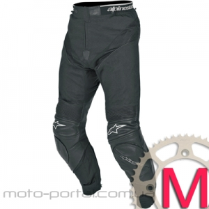 Мотобрюки Alpinestars A-10 Leather