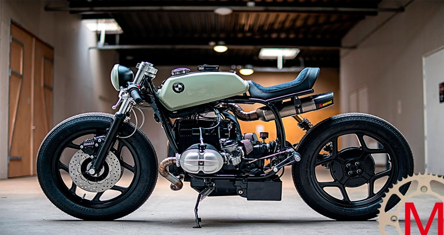 Ironwood Custom Motorcycles: кастом BMW R80 Mutant