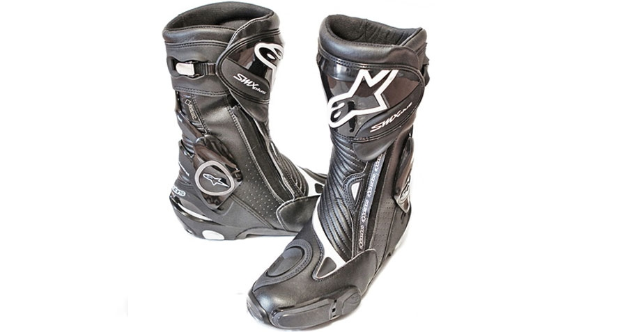 Мотоботы Alpinestars SMX Plus Gore-Tex (2013)